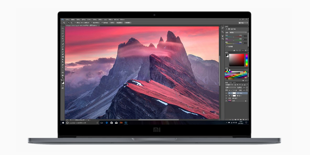 Ноутбук Xiaomi Mi Notebook Pro 15.6 Enhanced Edition