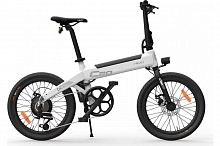 купить Электровелосипед Xiaomi HIMO C20 Electric Power Bicycle White (Белый) в Нижнем Новгороде